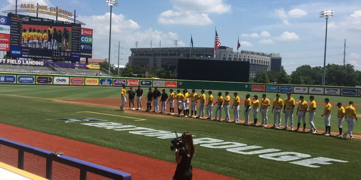 USM pummels ASU in Game 1 of NCAA Regional