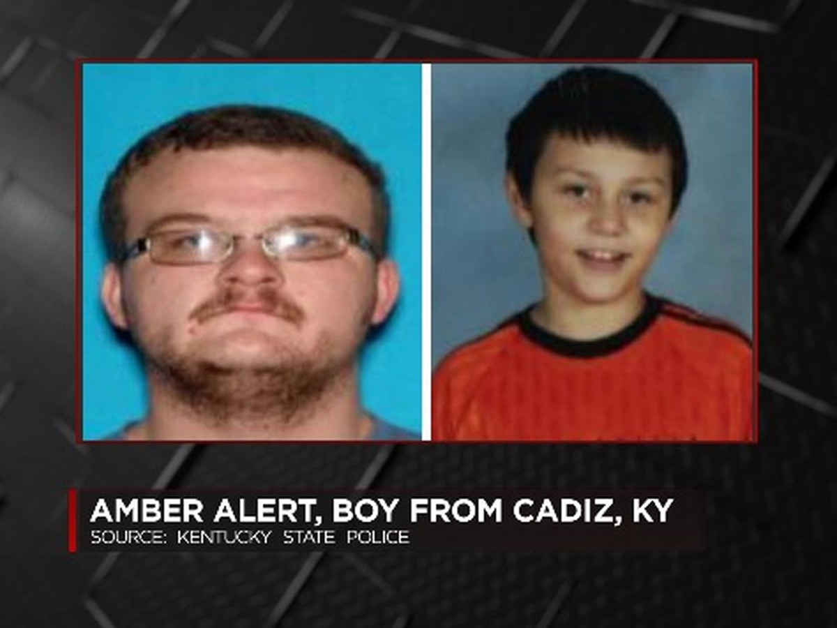 Amber Alert issued for missing Kentucky boy