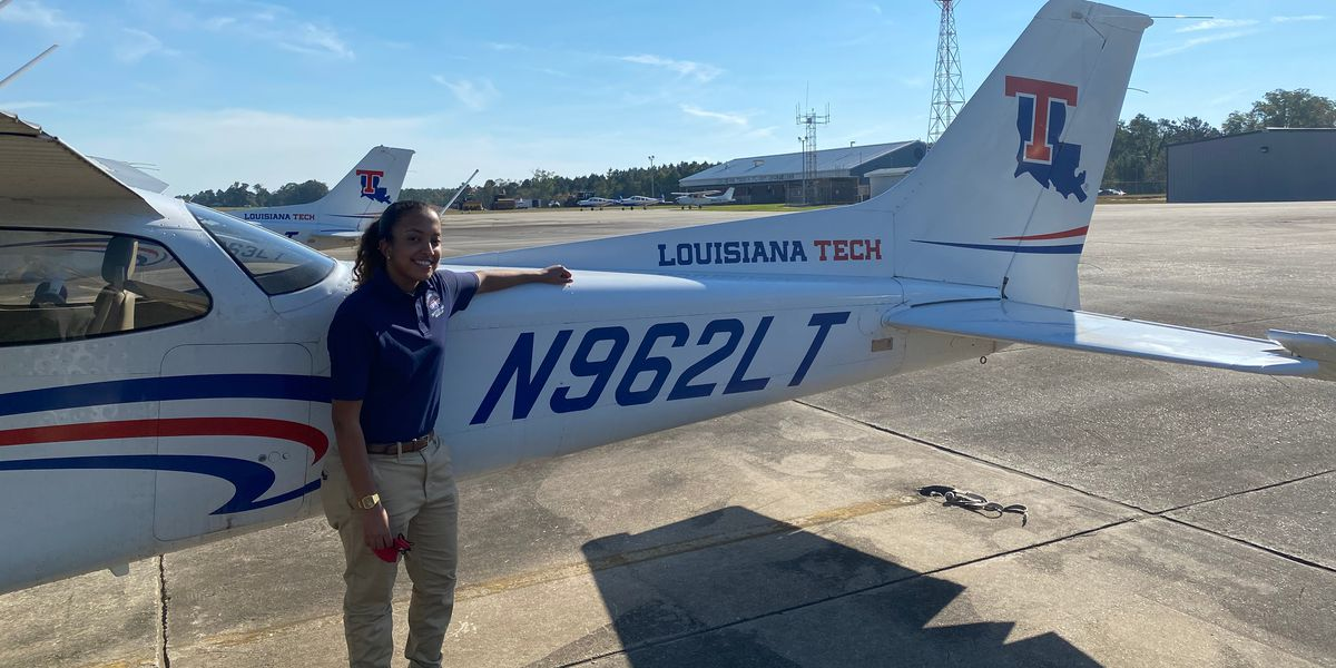 Baton Rouge native wins $50K scholarship from Dr. Pepper to pursue aviation career