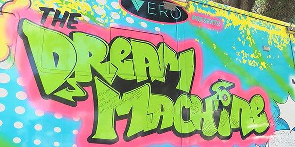 The Charlie Rocket Dream Machine Tour comes to Baton Rouge