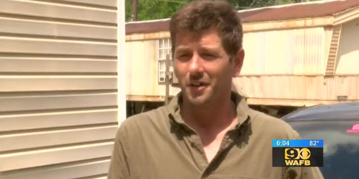 Livingston man evicted from mobile home after exposing sewage issue