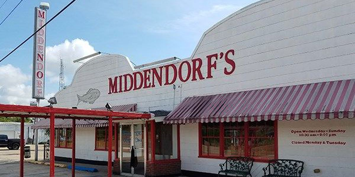 Middendorf's Restaurant to renovate after numerous floods