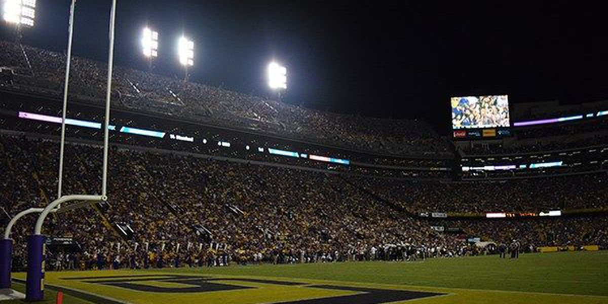 LSU to sport a different look against Troy