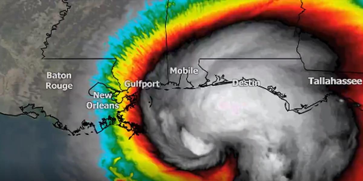 Sally looks to spare south Louisiana as several weeks of hurricane season remain