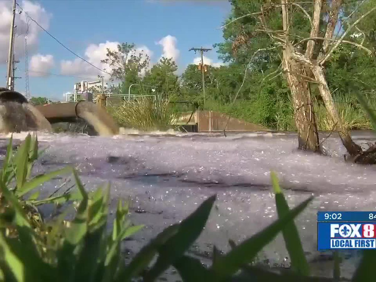 Parishes preparing for flooding with possible Morganza spillway opening