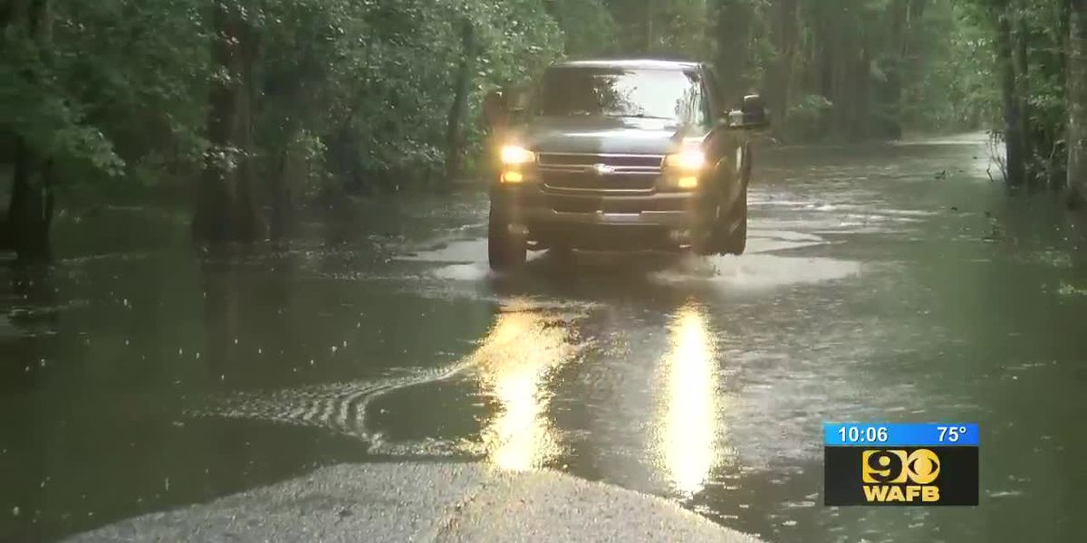 DRAINAGE DILEMMA: Livingston Parish