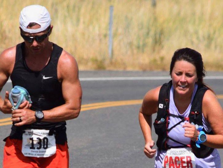 Marathon running pushes Baton Rouge couple to physical limits, milestones