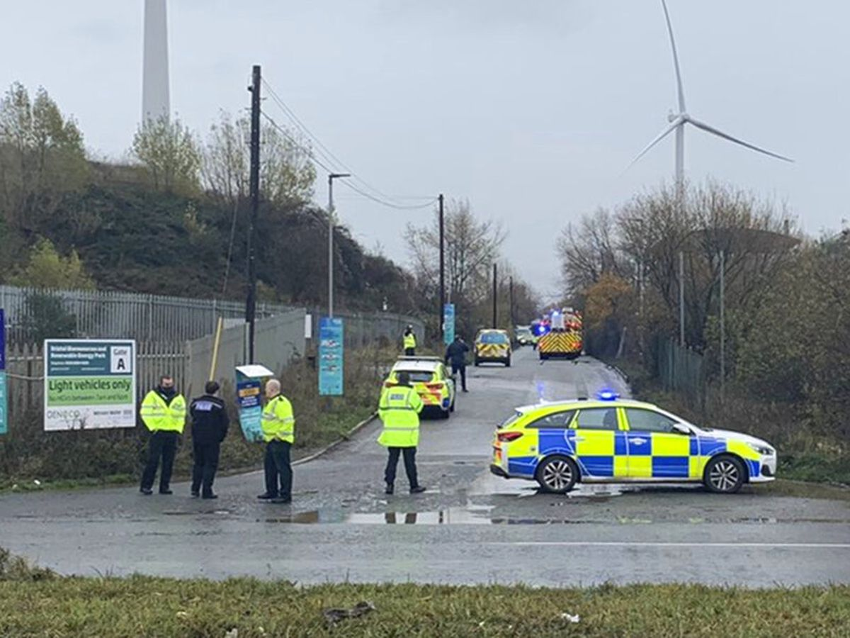 Police: 4 die after explosion at UK wastewater plant