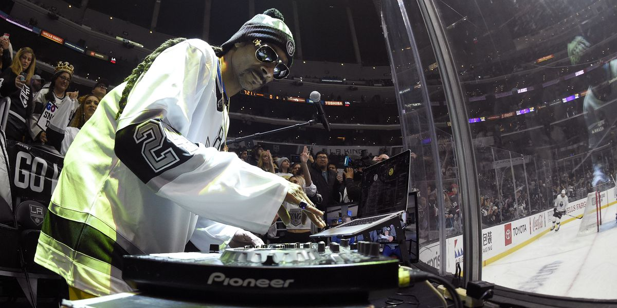 Snoop Dogg is DJing two events in Baton Rouge