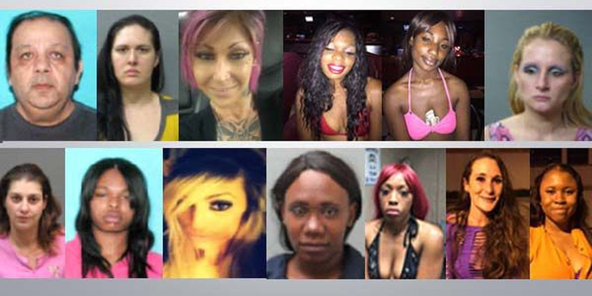 Bust at Lipsticks Gentleman's Club nets 9, more wanted