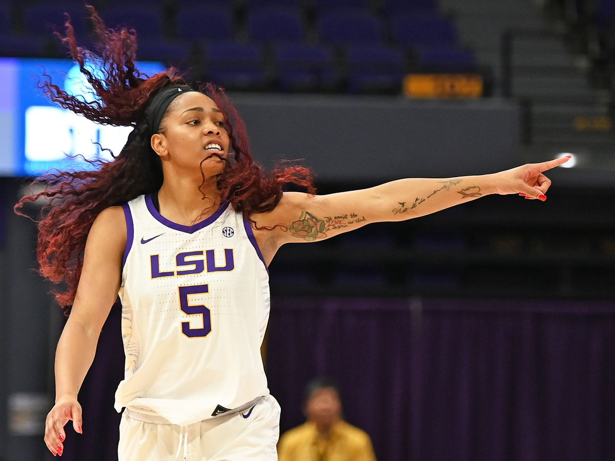 Women's Basketball: LSU falls to No. 23 Tennessee