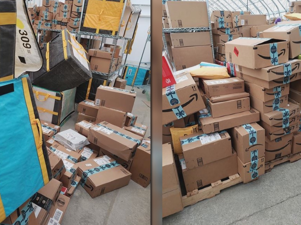 A look inside Amazon's 'overwhelmed' Baton Rouge facility