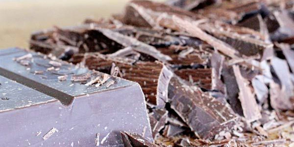 Dark chocolate, in moderation, can be good for your heart