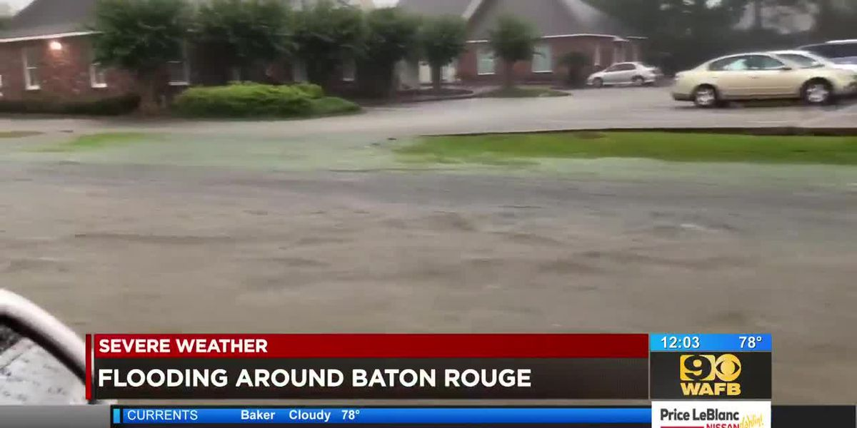 CONTINUING COVERAGE: June 6 Storms - Noon Part 1