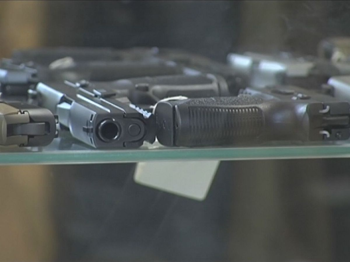 Proposed bill would allow concealed carry in Louisiana without a permit