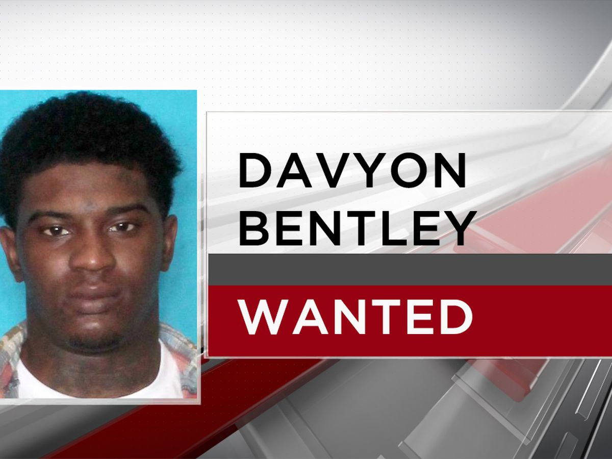 WANTED: Man accused of fatally shooting ex-girlfriend on Joyce Drive