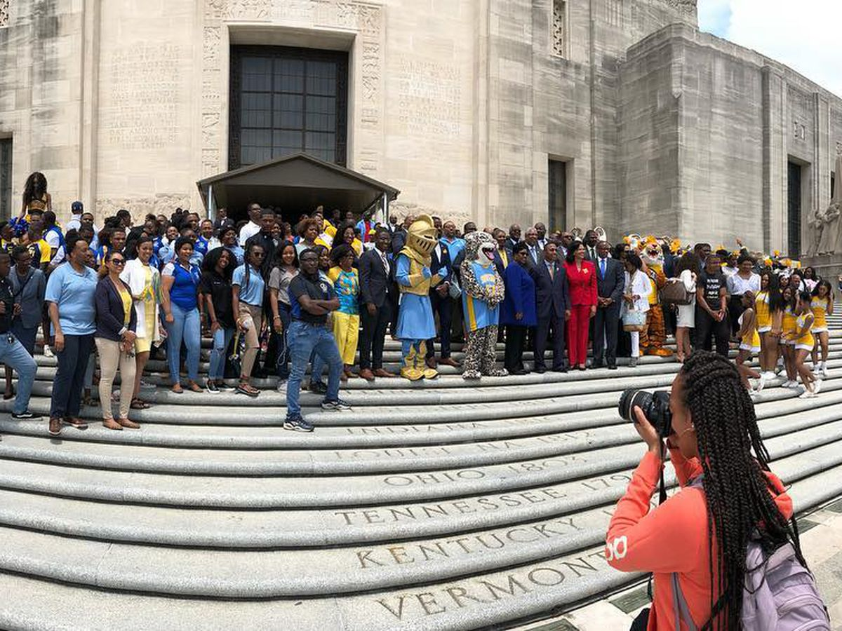 HBCU Day held at La. state capitol