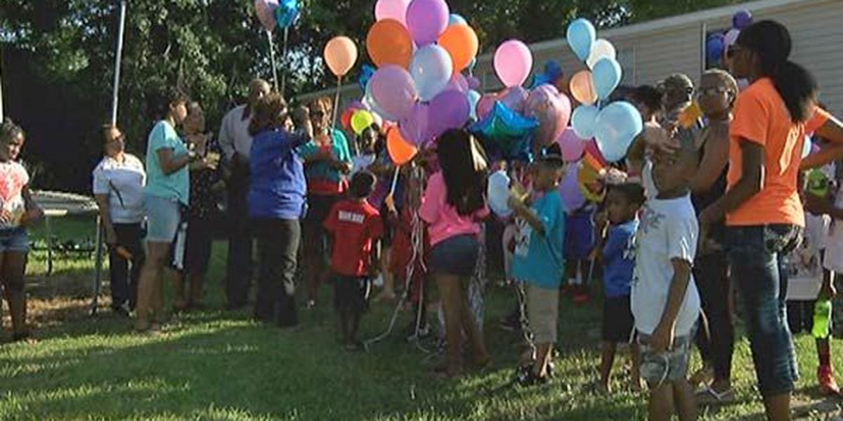 Loved ones remember kids killed while fishing after SUV runs off road