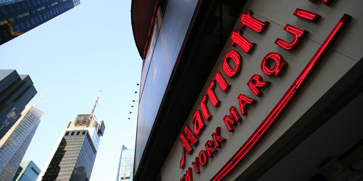 Marriott's Starwood database hack potentially affects 500 million guests