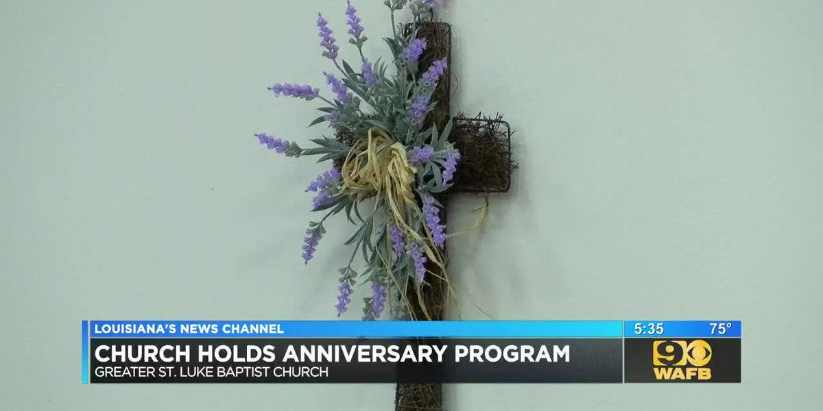 Greater St. Luke Baptist Church celebrates 95th anniversary