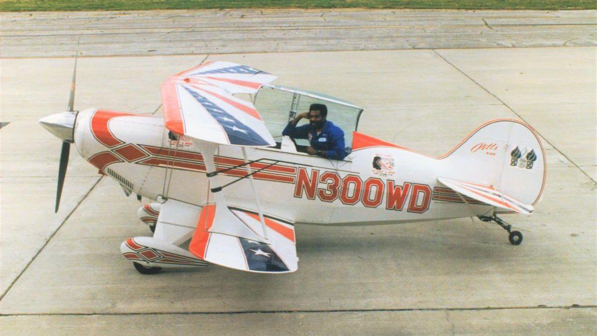 REPORT: Plane crash claims the life of iconic New Orleans stunt pilot Franklin Augustus, beloved journalist Nancy Parker
