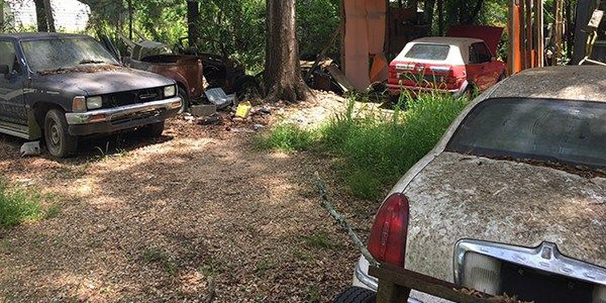Livingston Parish proposes new solution for junk cars