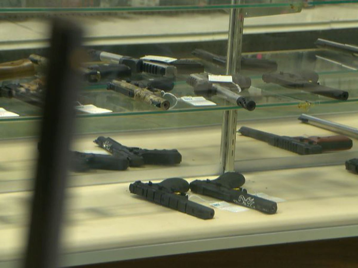 Record gun sales reported in 2020, leaving low ammunition & gun supply at local shops