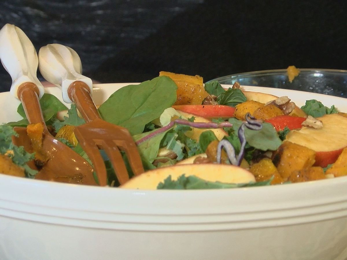 Dietician shares healthy Thanksgiving recipes