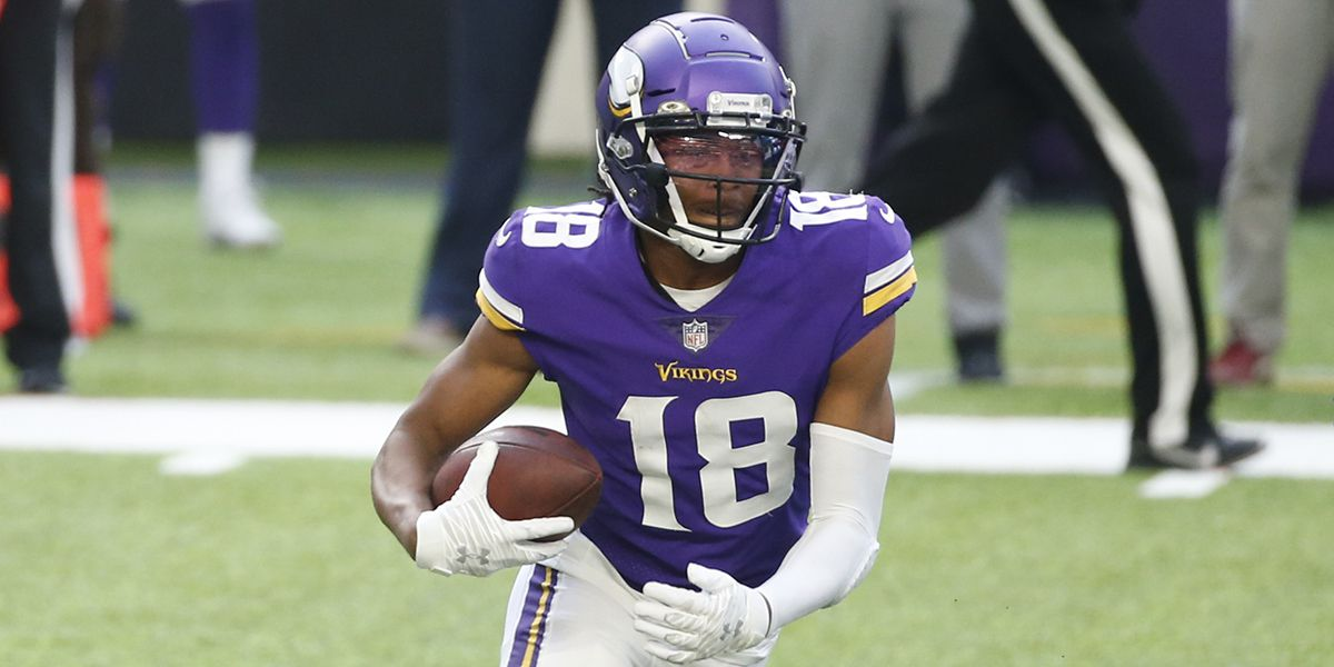Vikings star WR Jefferson named Second Team All-Pro, finalist for Rookie of the Year