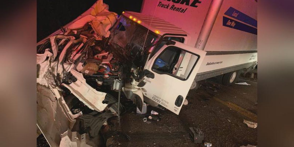 MHP releases names of 8 killed in head-on collision in Kemper County, Miss.
