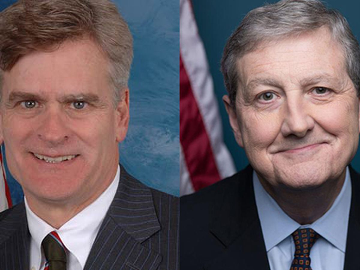Sens. Cassidy, Kennedy introduce legislation to reauthorize, reform National Flood Insurance Program