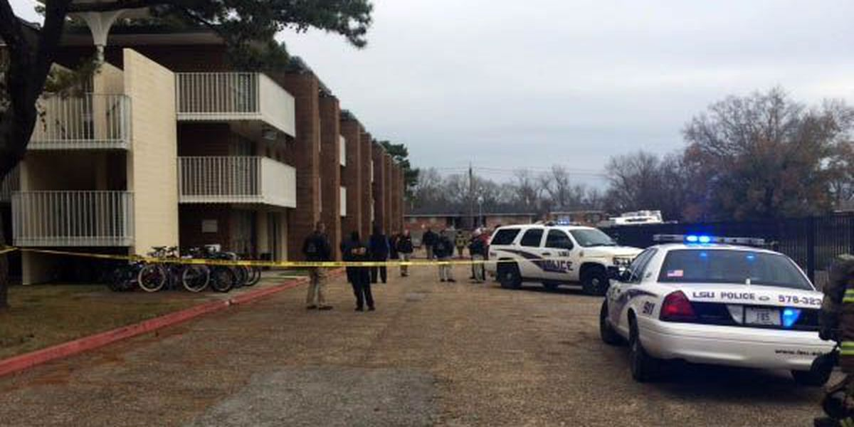 Investigators: Faulty heating unit sparks apartment fire on LSU campus