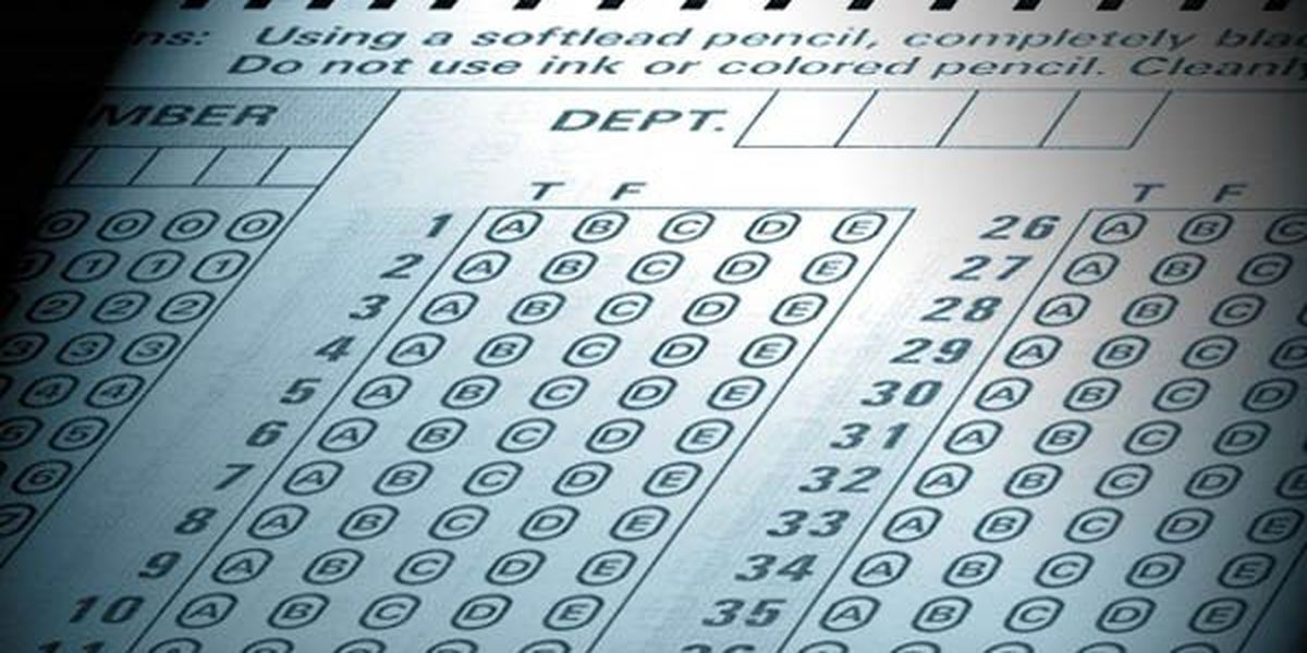 State ACT scores slightly down from last year