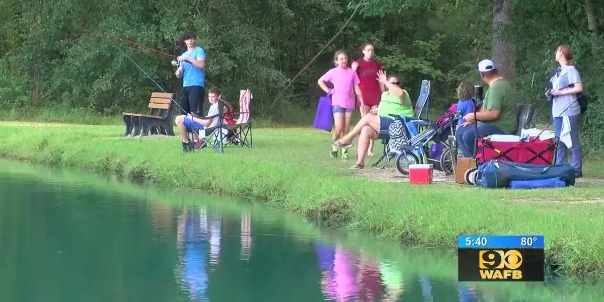 LDWF wants kids to get hooked on the great outdoors