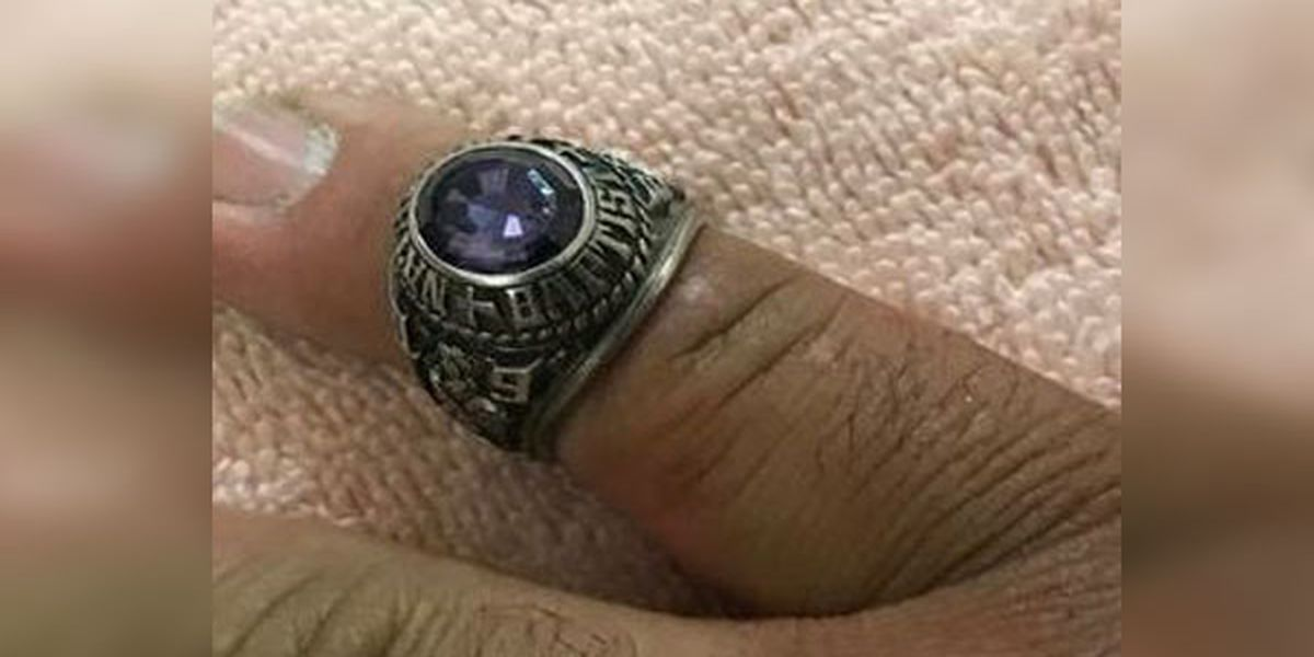 Missing class ring found 32 years later in neighboring state