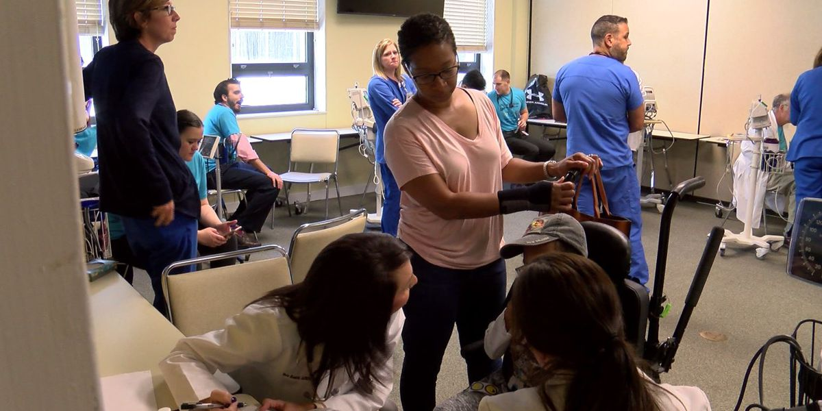 BRG gives free physicals to Special Olympics athletes