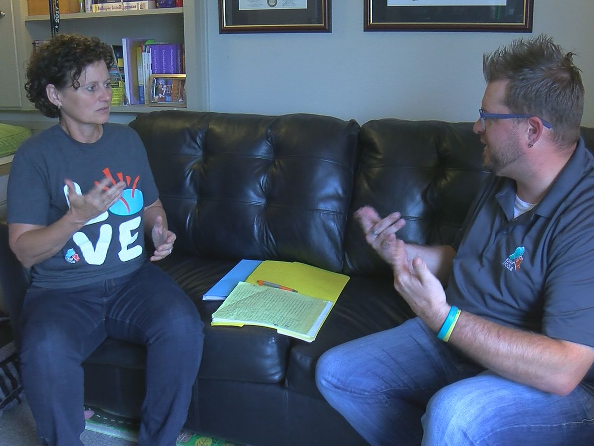 SHOWCASING LOUISIANA: Inside Deaf Focus and its advocacy work