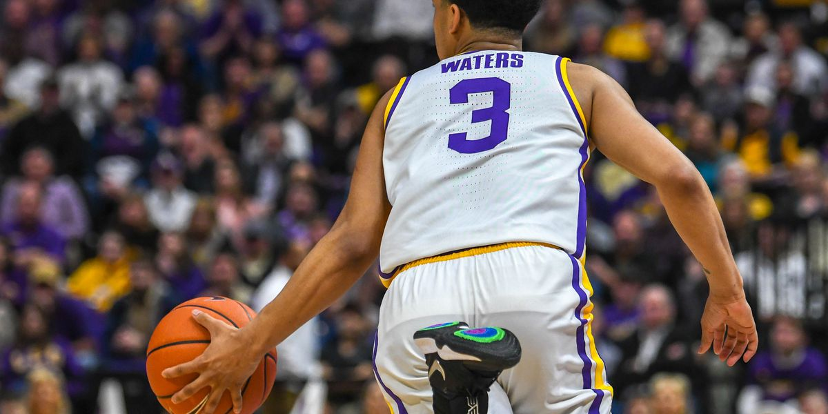 SEC Showdown: No. 13 LSU hosts No. 5 Tennessee without Waters
