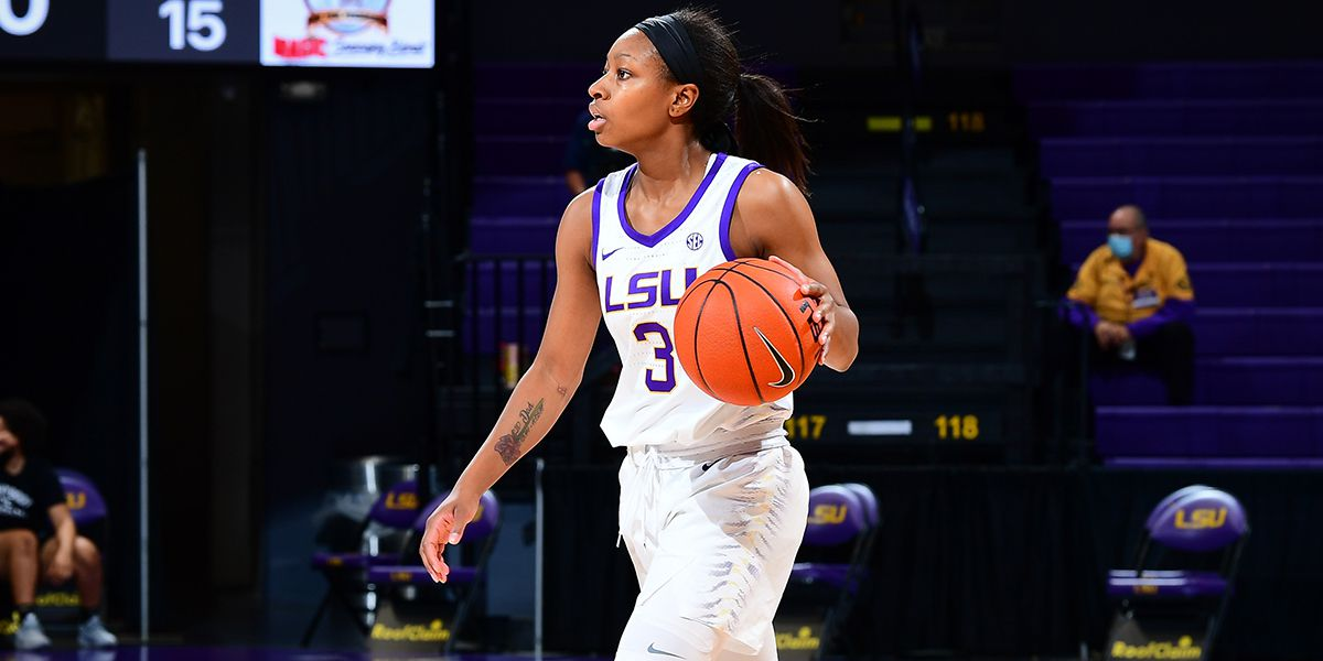 Pointer propels LSU to last-second 54-52 win over LMU