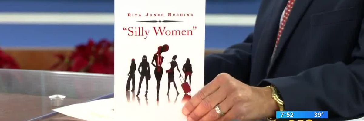 Local author's book 'Silly Women' turned play heads to the stage