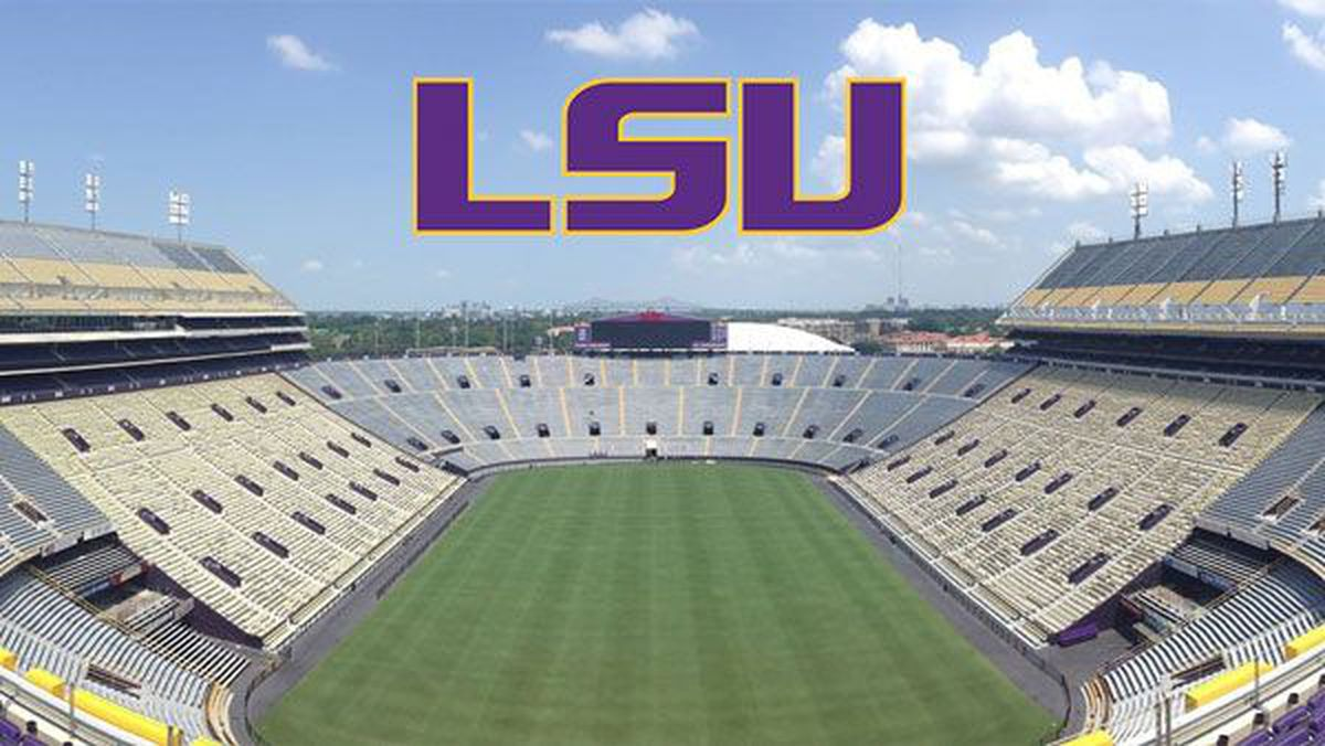 WATCH: LSU discusses Saturday's game against USC in news