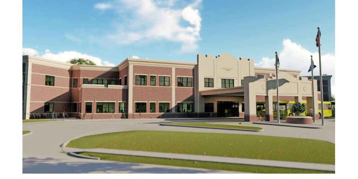 New Denham Springs Elementary will be first two-story elementary school in Livingston Parish