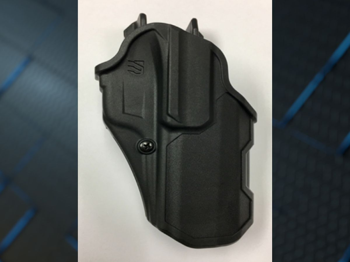 Blackhawk gun holsters recalled because of injury risk
