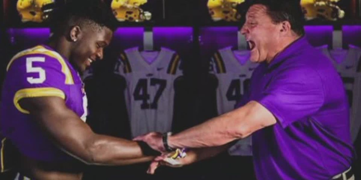 LSU football recruiting net goes nationwide for the class of 2020