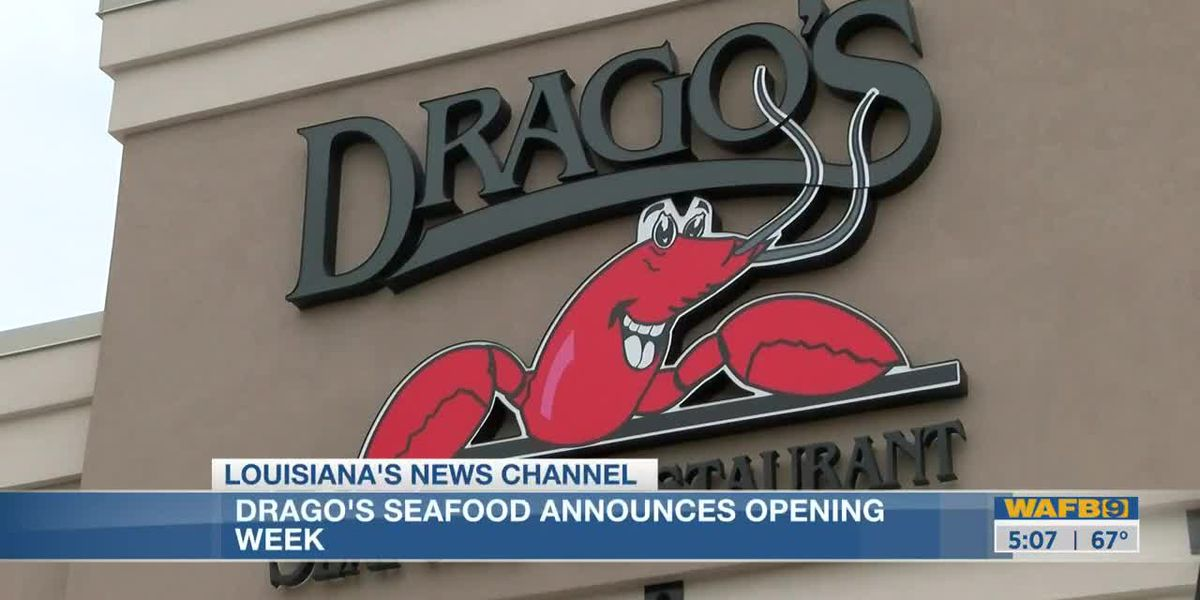 Drago's to open in Baton Rouge in February
