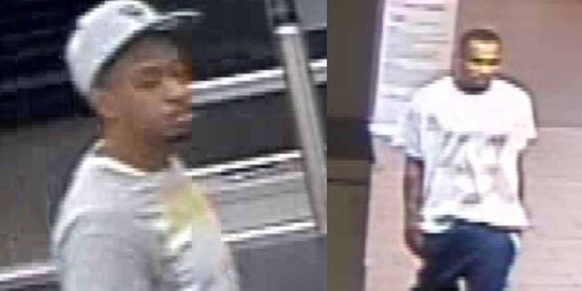 Sheriff searching for men accused of stealing 12 bottles of liquor from Wal-Mart