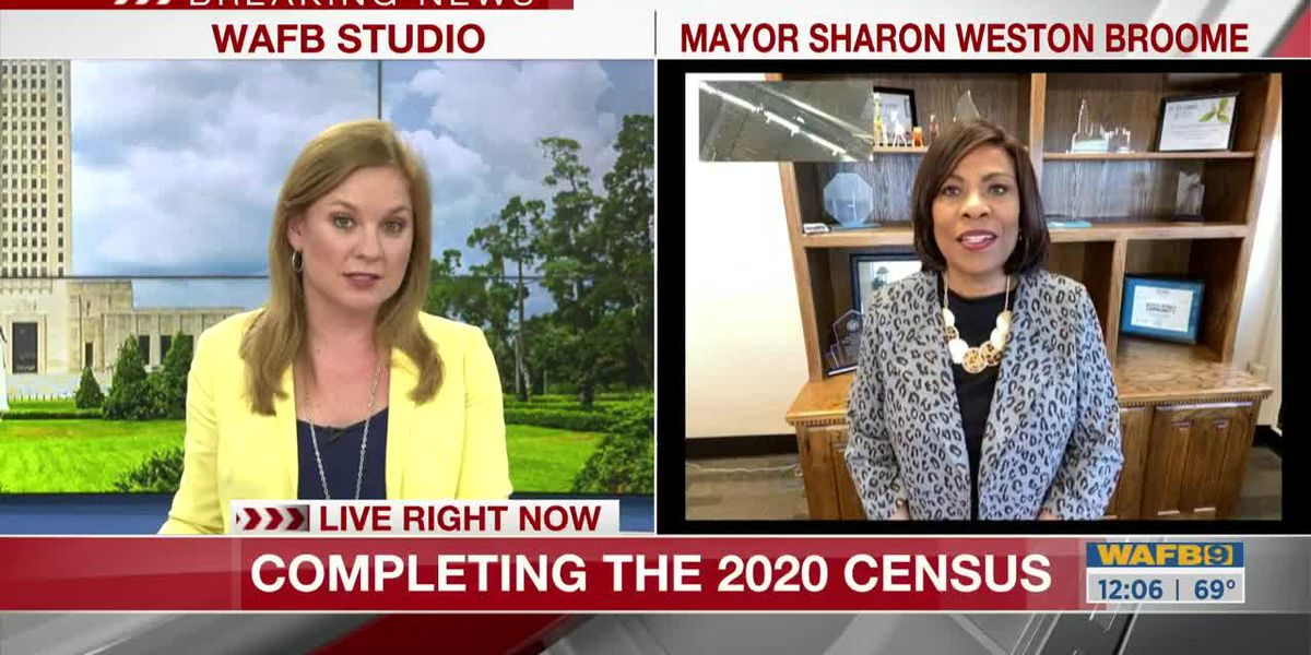 Mayor Broome encourages East Baton Rouge Parish residents to complete the 2020 Census