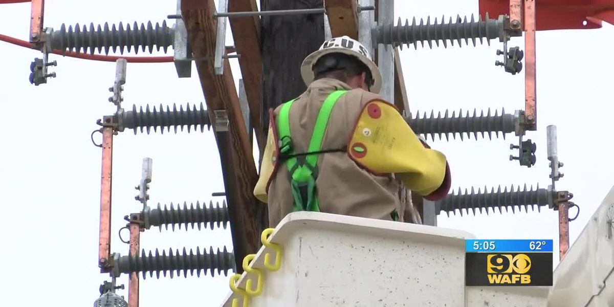 Entergy remains on stand-by as storms move through