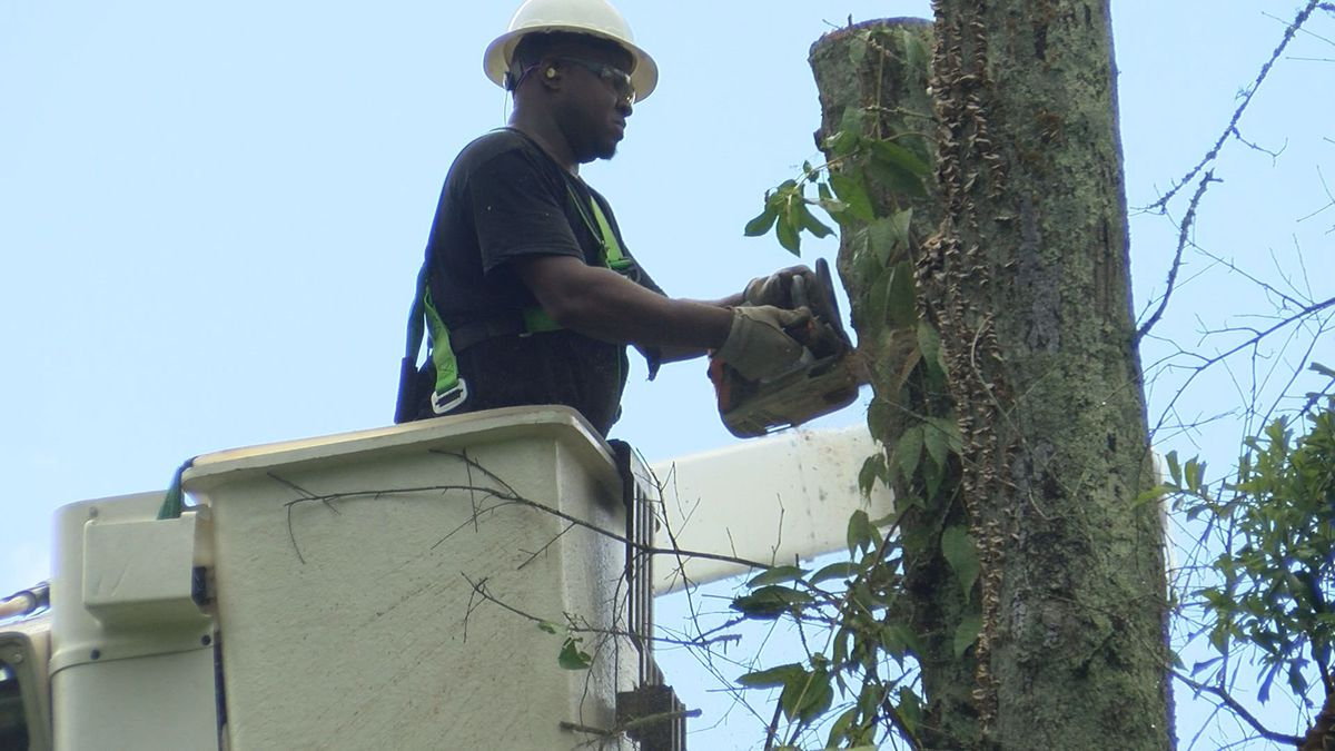 As Entergy crews prepare for severe weather, officials say power restoration could be delayed