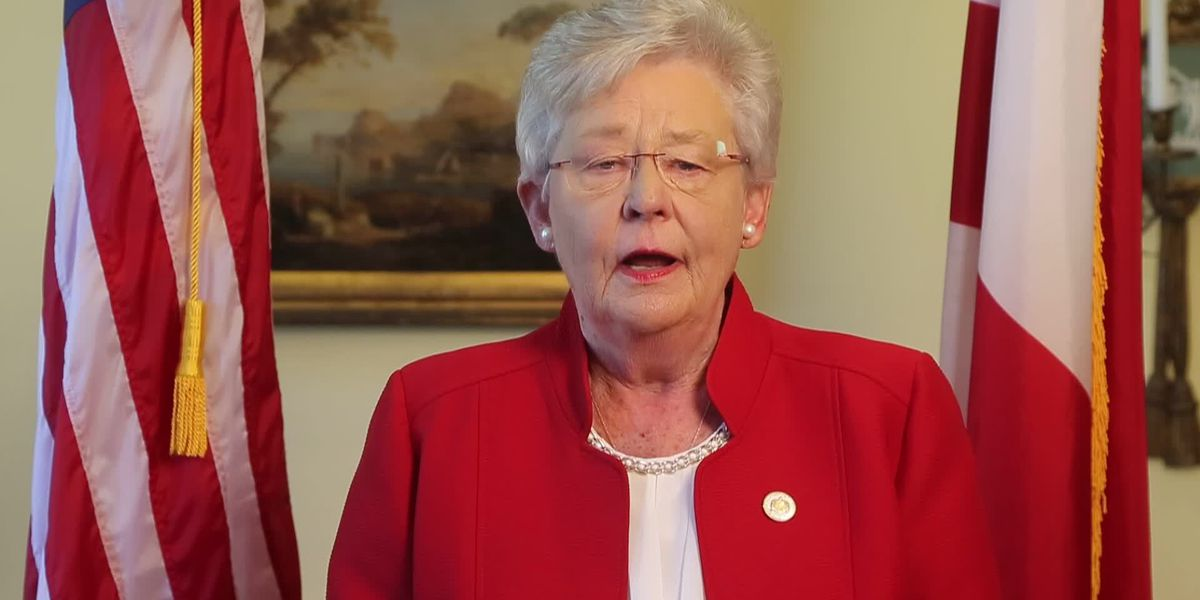 Alabama Governor Kay Ivey apologizes for wearing blackface in college